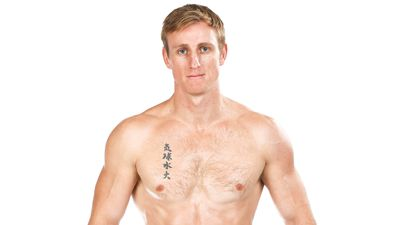 Josh O'Sullivan as seen on Australian Ninja Warrior 2020.