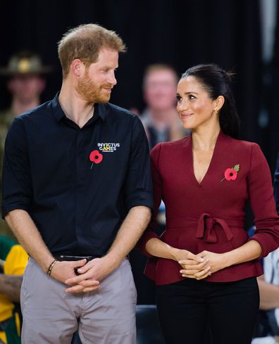 prince harry meghan markle royal tour best moments