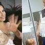 Pregnant bride dies from stroke moments before wedding