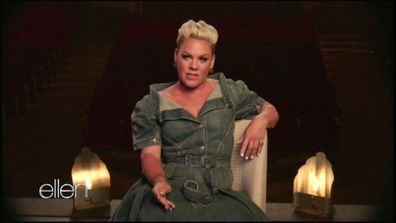 Pink debuts trailer for her new documentary