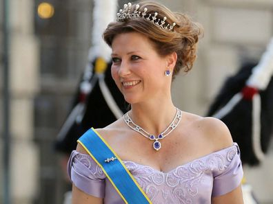 princess martha louise of norway prince harry meghan markle