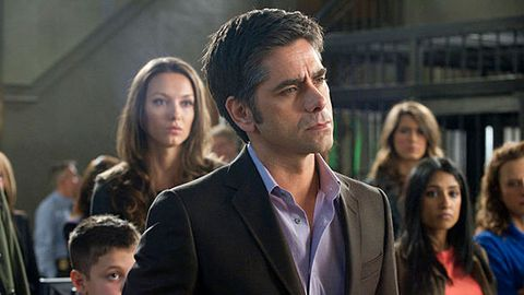 Details: John Stamos's creepy Law & Order role