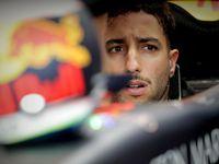 Ricciardo cops penalty in Brazil
