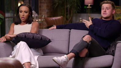 Natasha and Mikey Married At First Sight MAFS 2020