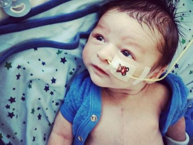 """""""Jax would not have survived without the surgery and care by the incredible cardiologist and nursing staff."""""""