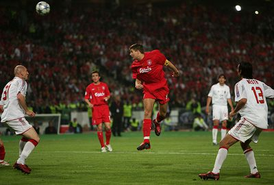 <strong>Steven Gerrard's has hung up the boots, bringing down the curtain on one of the most memorable careers in English football. </strong><br /> <br /> In his 17 years in the first team, 12 of them as captain, Gerrard played a leading role in some of the club's unforgettable wins. <br /> <br /> He is the only man to have scored in the final of the Champions League, Uefa Cup, FA Cup and League Cup but could never lead the Reds to a drought-breaking league title, finishing a runner-up three times in his career. <br /> <br /> From Istanbul to Cardiff, take a look back at the moments that made a legend.