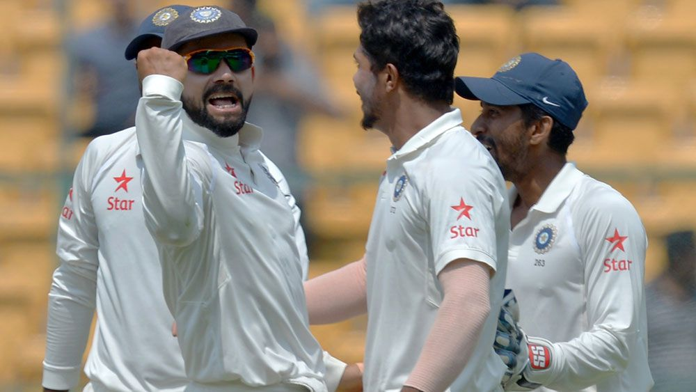 Coach Anil Kumble refuses to rein in India's aggression against Australia