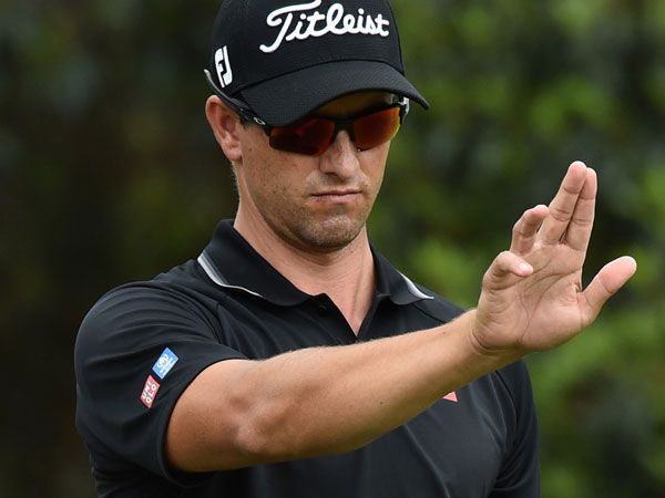 Scott sets the pace at Aust Masters