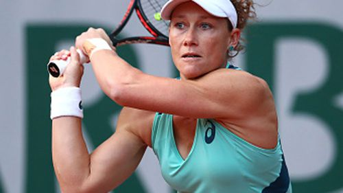 French Open wash out delays Sam Stosur's progress to quarter-final