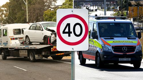 "The so-called ""slow down rule"" will now require drivers to reduce their speed to 40km/h"