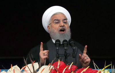 Iran 40th anniversary of Islamic Revolution