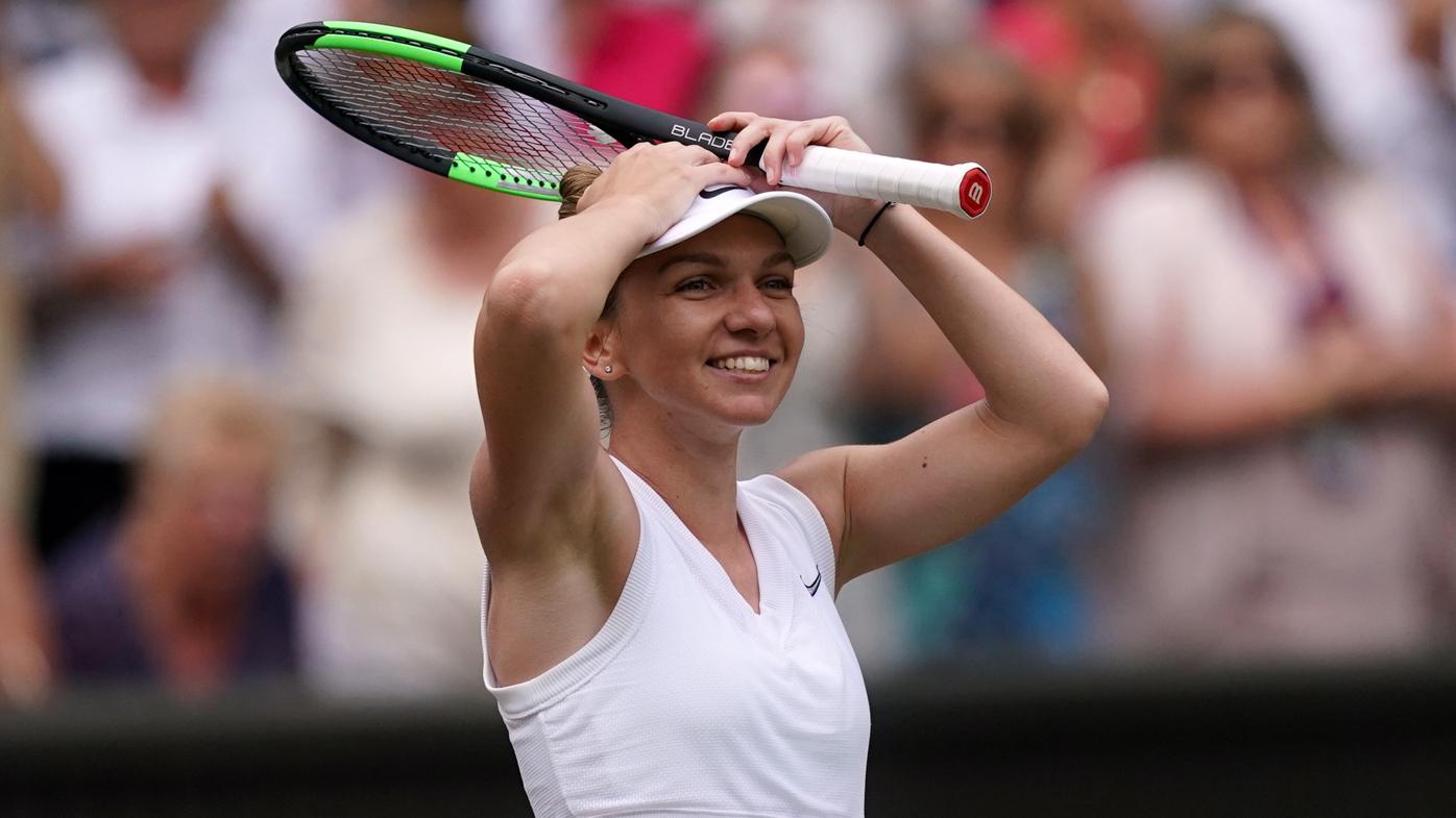 Simona Halep stuns Serena Williams in straight sets Wimbledon final thrashing