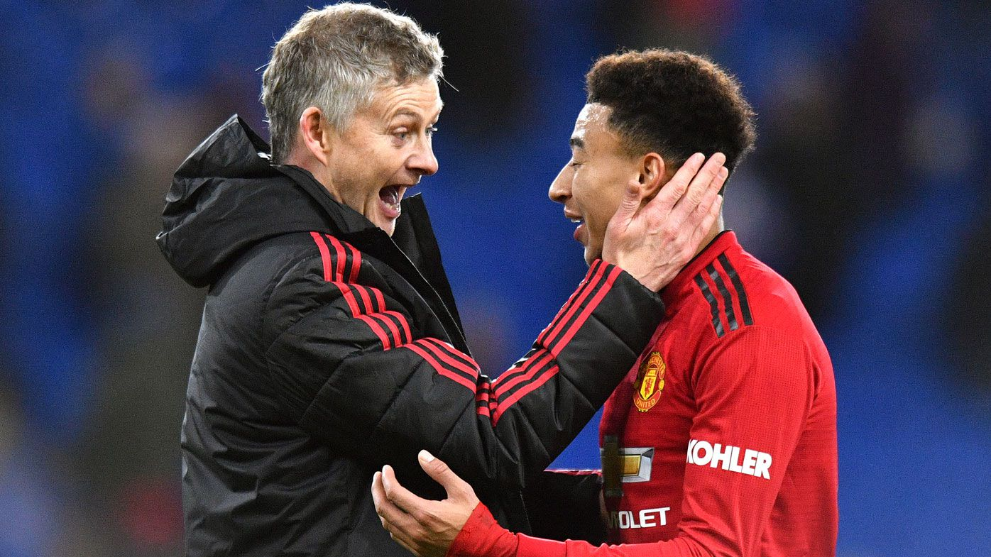 Ole Gunnar Solskjaer's Manchester United thrash Cardiff 5-1 after Jose Mourinho exit