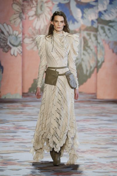 Zimmermann A/W '18, New York City Fashion Week