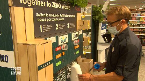 Supermarket slashes waste