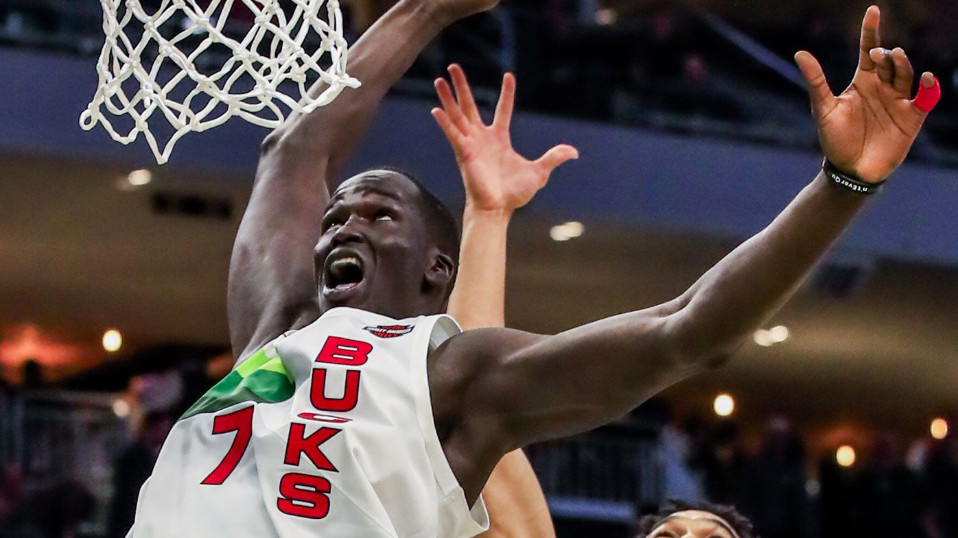 Pistons' Thon Maker active for Friday's game against the Knicks