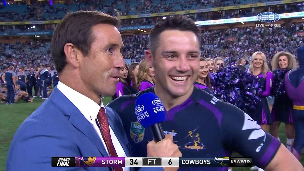 Cronk mulls over future