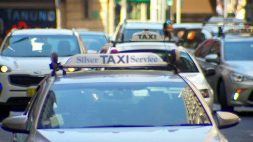 Taxi drivers are having to work hard to make ends meet.