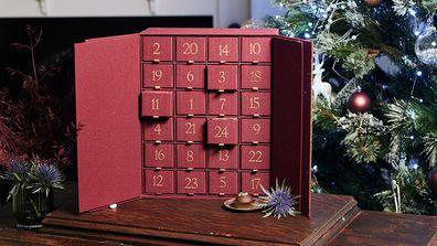 Haigh's luxury advent calendar has arrived