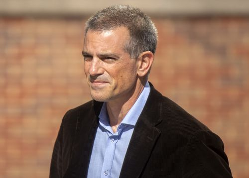 Fotis Dulos had previously been charged with evidence tampering.