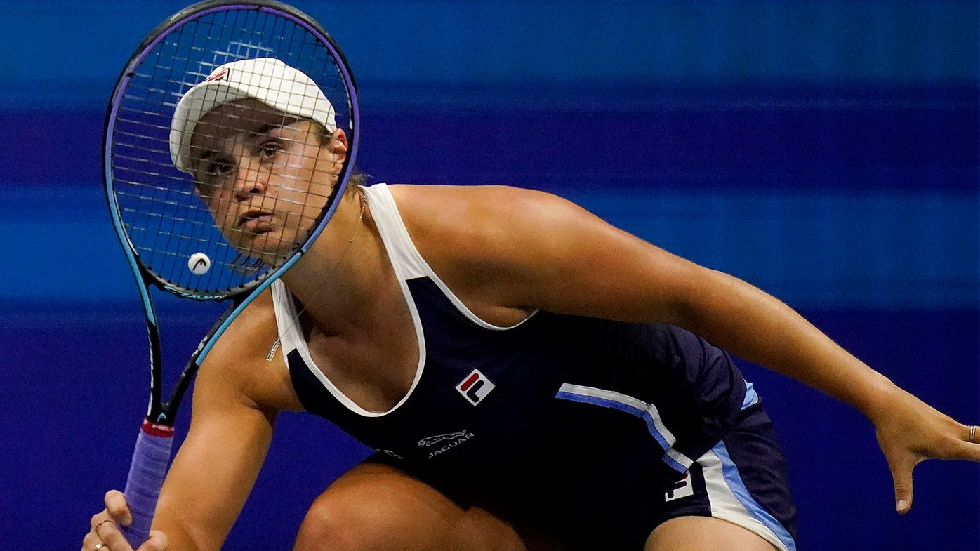 Barty pulls out of WTA Finals, season over