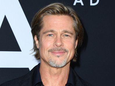 Brad Pitt, premiere Ad Astra, The Cinerama Dome, September 18, 2019, Los Angeles, California