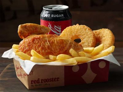 Red Rooster — 2.1 million customers