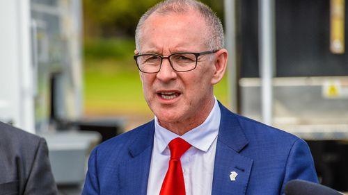 South Australian Premier Jay Weatherill. (AAP)