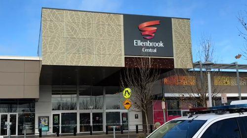 Ellenbrook Coles knife in incident