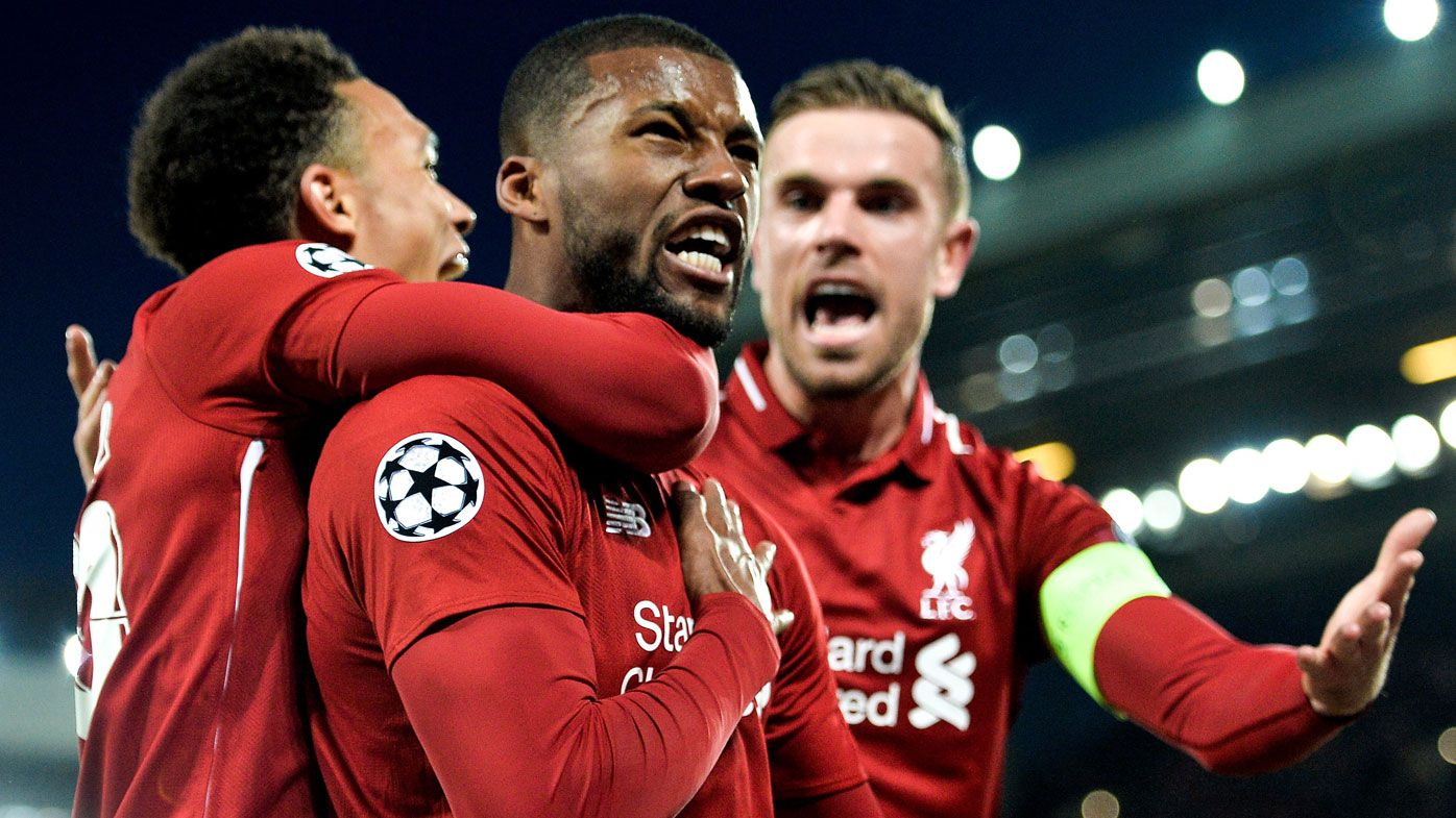 Liverpool mounts incredible comeback win against Barcelona in Champions League