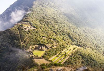 Swap Machu Picchu for Choquequirao