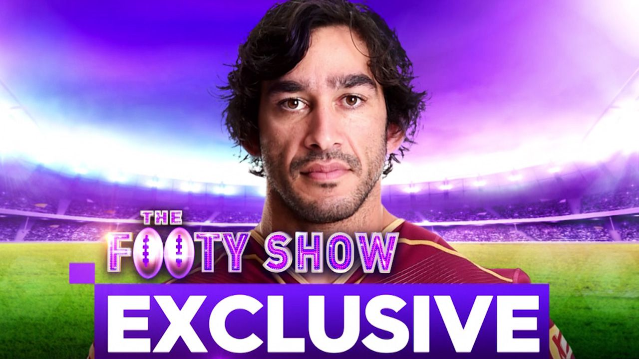 Full exclusive interview with Jonathan Thurston