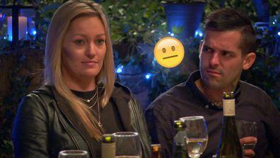 Nicole: 'I haven't been 100 percent.' Keller: 'Wait wut?'