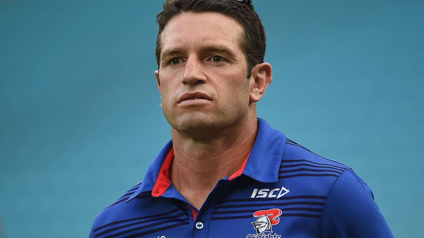 Newcastle Knights appoint Danny Buderus as General Manager of Football