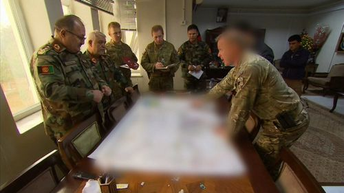 Three hundred Australians remain in Afghanistan. (9NEWS)