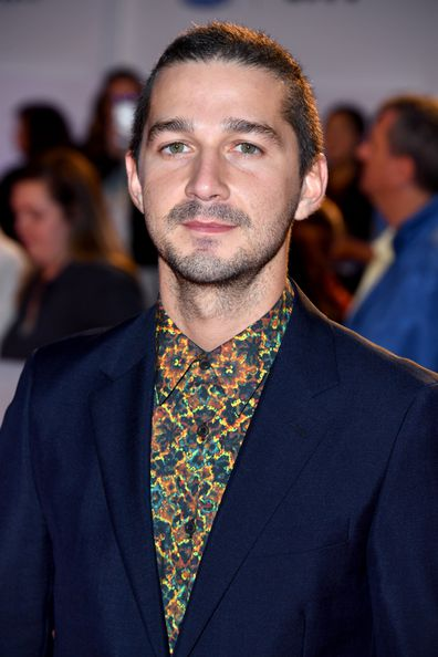 Shia LaBeouf attends the 'Borg/McEnroe' premiere during the 2017 Toronto International Film Festival at Roy Thomson Hall on September 7, 2017 in Toronto, Canada.