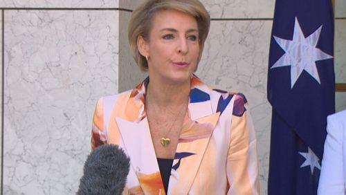 MP Michaela Cash