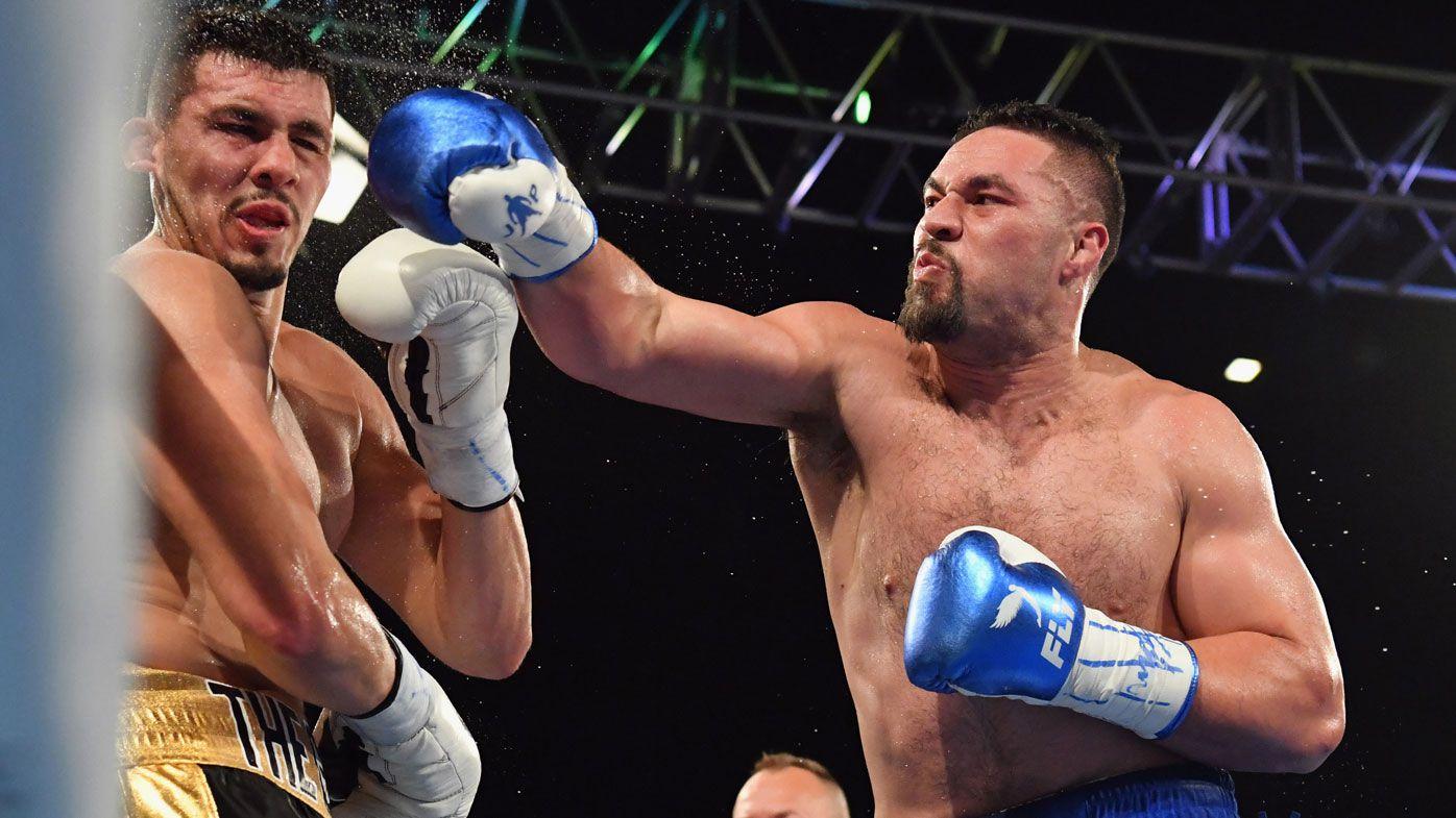 Joseph Parker KOs Alexander Flores in Christchurch to begin heavyweight comeback