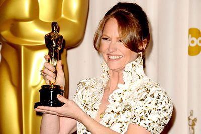 "<B>The Oscar:</B> Best Supporting Actress for <I>The Fighter</I>, at the 83rd Academy Awards (2011).<br/><br/><B>The speech:</B> Melissa made history for all the wrong reasons when she dropped the F-bomb during her acceptance speech. Oops. She apologised for her <i>interesting</i> word choice immediately after stepping off the stage.<br/><br/><B>Worst bit:</B> ""When I watched Kate [Winslet win an Oscar] two years ago, it looked so f--king easy!"""