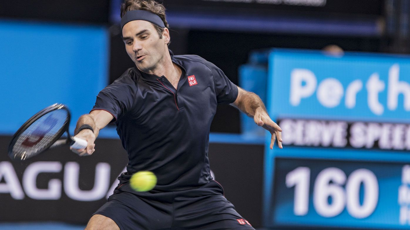 Hopman Cup rolling coverage: Federer beats Norrie, Tiafoe in less than two hours