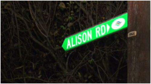 Emergency services were called to the Alison Road home around 8pm last night. (9NEWS)