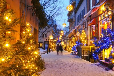 2 quebec city the best for a white - Cheap Places To Go For Christmas