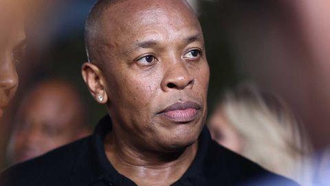 Dr Dre. (AAP)