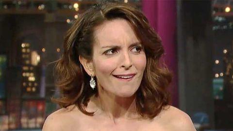 Video: Tina Fey resurrects Sarah Palin impersonation