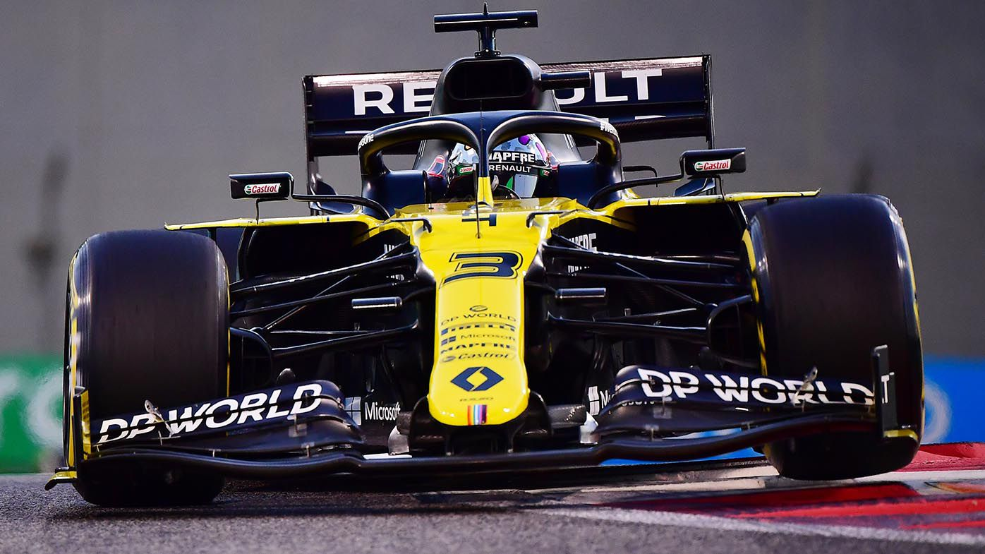 Daniel Ricciardo rejoins F1 'A-list' in Renault starring role before McLaren move