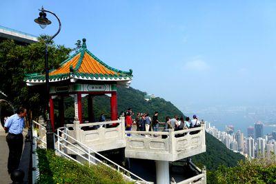 <strong>Victoria Peak, Hong Kong, China</strong>