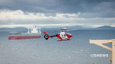 Search to continue for missing helicopter pilot
