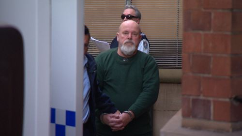 Keith Goodbun has been jailed for at least 31 years for the 'execution' of his ex-wife Molly in 2016. Picture: 9NEWS