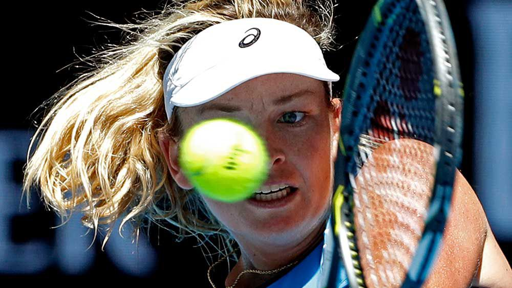Vandeweghe going all the way at Open