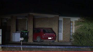 Man under police guard after woman found dead in Bendigo